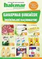 Hakmar 01 - 07 Haziran 2021 Kavakpınar Mağazalarına Özel Kampanya Broşürü! Sayfa 1