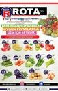 Rota Market 10 - 14 Haziran 2021 Kampanya Broşürü! Sayfa 1 Önizlemesi