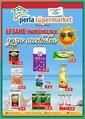Perla Süpermarket 07 - 21 Haziran 2021 Kampanya Broşürü! Sayfa 1