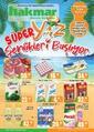 Hakmar 25 - 30 Haziran 2021 Kaynarca-Çamçeşme Kampanya Broşürü! Sayfa 1