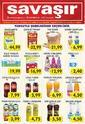 Savaşır Market 30 Haziran - 06 Temmuz 2021 Turgutlu Şubeleri Kampanya Broşürü! Sayfa 1