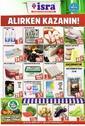 İsra Market 10 - 13 Haziran 2021 Kampanya Broşürü! Sayfa 1