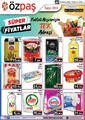 Özpaş Market 15 - 30 Haziran 2021 Kampanya Broşürü! Sayfa 1