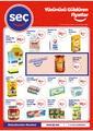 Seç Market 23 - 29 Haziran 2021 Kampanya Broşürü! Sayfa 1 Önizlemesi