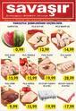 Savaşır Market 24 - 30 Haziran 2021 Turgutlu Şubeleri Kampanya Broşürü! Sayfa 1