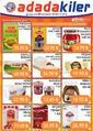 Adadakiler Market 30 Haziran - 12 Temmuz 2021 Kampanya Broşürü! Sayfa 1