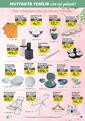 Migros 17 - 30 Haziran 2021 Kampanya Broşürü: Karne Sevinci Sayfa 19 Önizlemesi