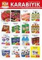 Karabıyık Market 17 Haziran - 04 Temmuz 2021 Kampanya Broşürü! Sayfa 1 Önizlemesi