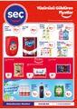 Seç Market 07 - 13 Temmuz 2021 Kampanya Broşürü! Sayfa 1