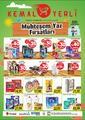 Kemal Yerli Market 17 - 30 Haziran 2021 Kampanya Broşürü! Sayfa 1