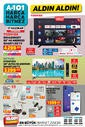 A101 17 - 23 Haziran 2021 Kampanya Broşürü! Sayfa 1 Önizlemesi