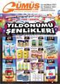 Gümüş Ekomar Market 24 Haziran - 02 Temmuz 2021 Kampanya Broşürü! Sayfa 1