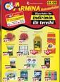 Armina Market 01 - 09 Haziran 2021 Kampanya Broşürü! Sayfa 1