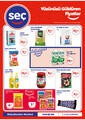 Seç Market 16 - 22 Haziran 2021 Kampanya Broşürü! Sayfa 1 Önizlemesi