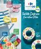 Carrefour 11 Haziran - 15 Temmuz 2021 Tatilde Doğrusu CarrefourSa'da Kampanya Broşürü! Sayfa 1