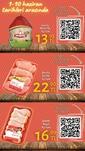 Karun Gross Market 01 - 20 Haziran 2021 Kampanya Broşürü! Sayfa 9 Önizlemesi