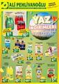 Ali Pehlivanoğlu 15 Haziran - 05 Temmuz 2021 Kampanya Broşürü! Sayfa 1