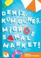 Migros 29 Temmuz - 11 Ağustos 2021 Kampanya Broşürü! Sayfa 52 Önizlemesi