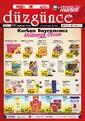 Düzgün Market 14 - 25 Temmuz 2021 Kampanya Broşürü! Sayfa 1