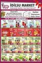 İdilsu Market 10 Temmuz - 02 Ağustos 2021 Kampanya Broşürü! Sayfa 1