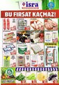 İsra Market 08 - 11 Temmuz 2021 Kampanya Broşürü! Sayfa 1