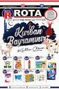 Rota Market 15 - 28 Temmuz 2021 Kampanya Broşürü! Sayfa 1 Önizlemesi