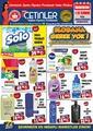 Çetinler Market 01 - 13 Temmuz 2021 Kampanya Broşürü! Sayfa 1