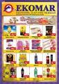 Ege Ekomar Market 14 - 28 Temmuz 2021 Kampanya Broşürü! Sayfa 1