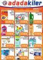 Adadakiler Market 10 - 20 Temmuz 2021 Kampanya Broşürü! Sayfa 1