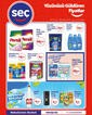Seç Market 28 Temmuz - 03 Ağustos 2021 Kampanya Broşürü! Sayfa 1