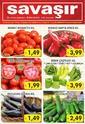 Savaşır Market 28 Temmuz - 03 Ağustos 2021 Fırsat Ürünleri Sayfa 1 Önizlemesi