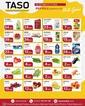 Taso Market 16 Temmuz 2021 Kampanya Broşürü! Sayfa 1