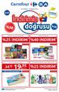 Carrefour 26 Temmuz - 04 Ağustos 2021 Kampanya Broşürü! Sayfa 1 Önizlemesi