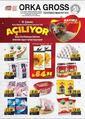 Orka Gross Market 09 - 18 Temmuz 2021 Kampanya Broşürü! Sayfa 1 Önizlemesi
