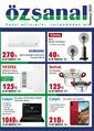Özşanal 01 - 31 Temmuz 2021 Kampanya Broşürü! Sayfa 1