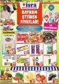 İsra Market 15 - 25 Temmuz 2021 Kampanya Broşürü! Sayfa 1