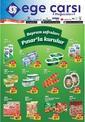 Ege Çarşı Mağazaları 19 Temmuz - 01 Ağustos 2021 Kampanya Broşürü! Sayfa 1