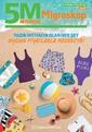 5M Migros 29 Temmuz - 11 Ağustos 2021 Kampanya Broşürü: Yazın İhtiyacı Olan Her Şey Sayfa 1 Önizlemesi