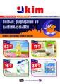 Kim Market 15 - 28 Temmuz 2021 Ege Bölge Kampanya Broşürü! Sayfa 1