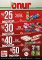 Onur Market 01 - 14 Temmuz 2021 Bursa Bölge Kampanya Broşürü! Sayfa 1