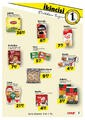 Onur Market 29 Temmuz - 11 Ağustos 2021 Trakya Bölgesi Kampanya Broşürü! Sayfa 3 Önizlemesi