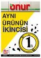 Onur Market 29 Temmuz - 11 Ağustos 2021 Trakya Bölgesi Kampanya Broşürü! Sayfa 1