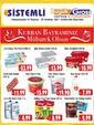 Sistemli Market 10 - 26 Temmuz 2021 Kampanya Broşürü! Sayfa 3 Önizlemesi