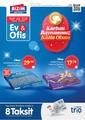Bizim Toptan Market 08 - 28 Temmuz 2021 Ev&Ofis Kampanya Broşürü! Sayfa 1 Önizlemesi