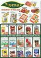 İşmar Market 30 Ağustos - 07 Eylül 2021 Kampanya Broşürü! Sayfa 1