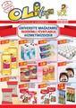 Olicenter Marketçilik 20 - 24 Ağustos 2021 Kampanya Broşürü! Sayfa 1