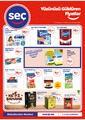 Seç Market 11 - 17 Ağustos 2021 Kampanya Broşürü! Sayfa 1