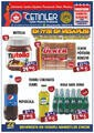 Çetinler Market 09 - 15 Ağustos 2021 Kampanya Broşürü! Sayfa 1 Önizlemesi