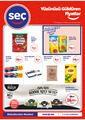 Seç Market 25 - 31 Ağustos 2021 Kampanya Broşürü! Sayfa 1 Önizlemesi
