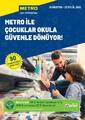 Metro Türkiye 19 Ağustos - 22 Eylül 2021 Okula Dönüş Kampanya Broşürü! Sayfa 1 Önizlemesi